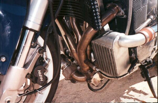 [Turbo bike]